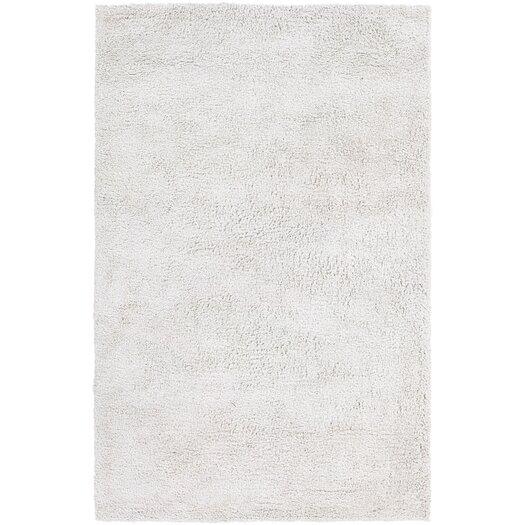 Chandra Rugs Ombra Shag White Area Rug