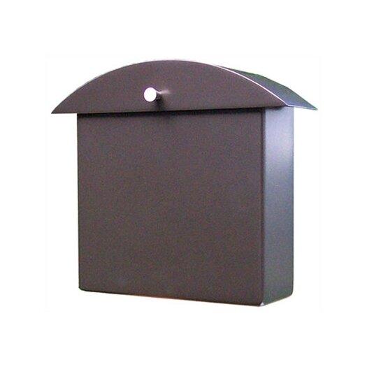 HouseArt Monet Wall Mounted Mailbox