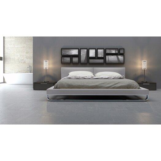 Modloft Upholstered Platform Bed