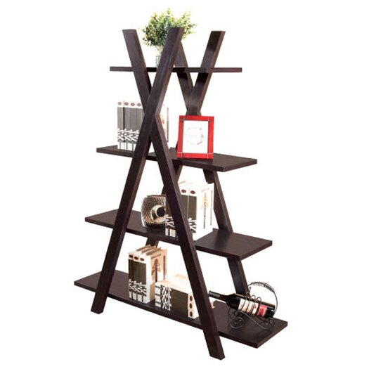 """Hokku Designs Torey 59"""" Accent Shelves"""
