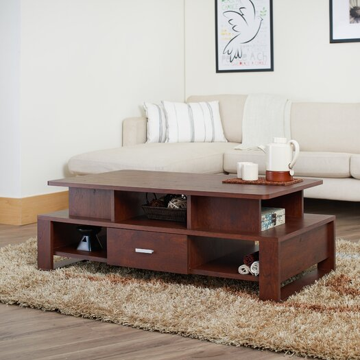 Hokku Designs Alexzana Coffee Table Allmodern