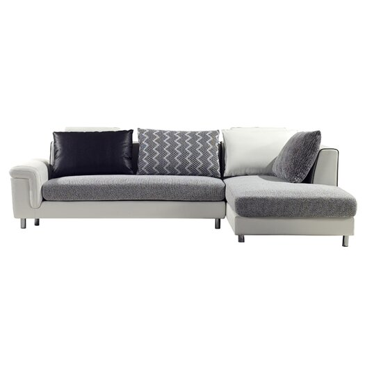 Hokku Designs Axis Right Hand Facing Sectional