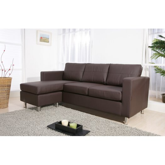 Hokku Designs Horizon Sectional Allmodern