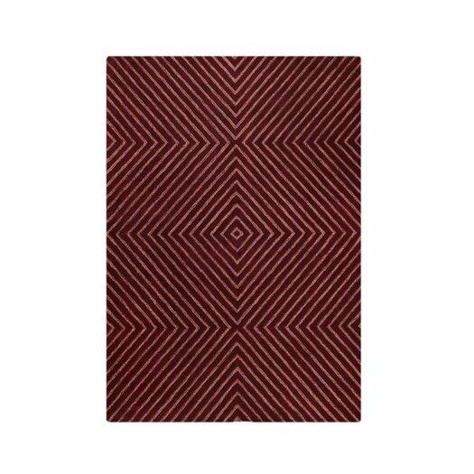 Hokku Designs Mirror Mauve Rug