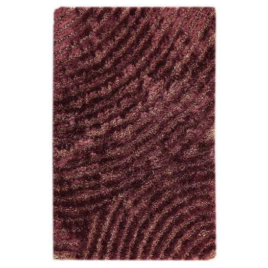 Hokku Designs Soacha Purple Area Rug