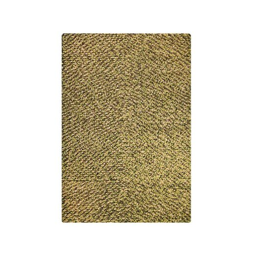 Hokku Designs Alpha Olive Area Rug