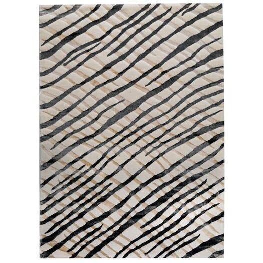 Hokku Designs Congo White Area Rug