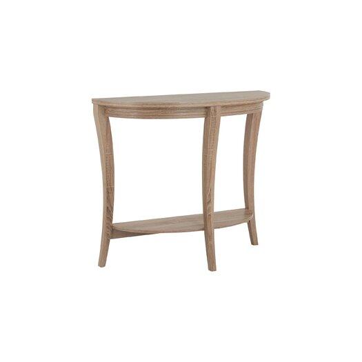 Hokku Designs Crescent Ridge Console Table