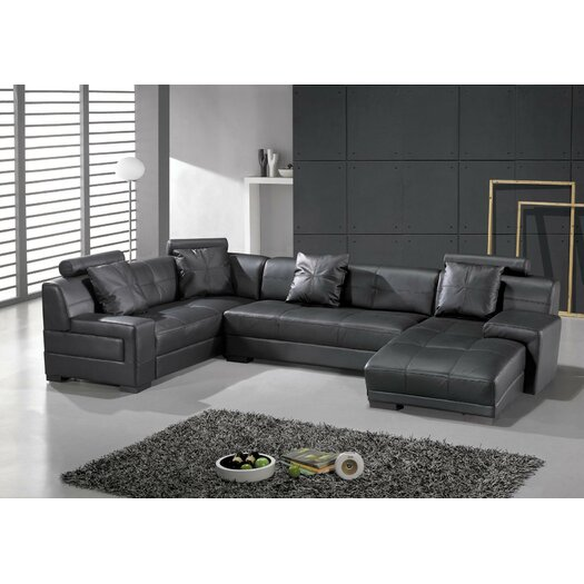 Sectional Sofa Sale Houston: Hokku Designs Houston Sectional