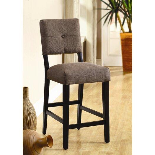 Hokku Designs Grant 26 Quot Bar Stool With Cushion Allmodern