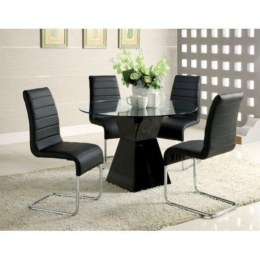 Hokku Designs Monaco Side Chair