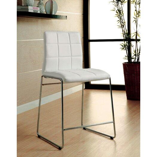 "Hokku Designs Narbo 24.5"" Bar Stool with Cushion"