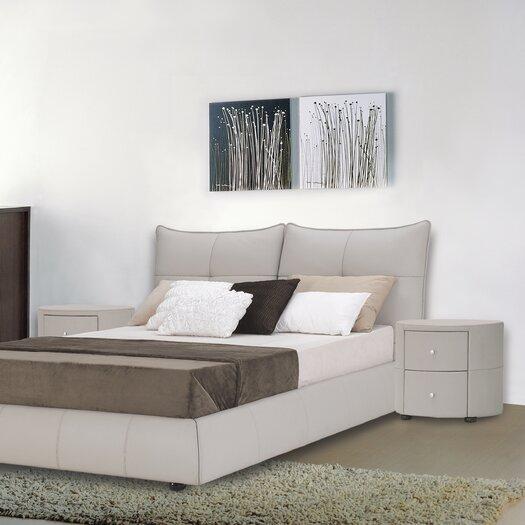 Hokku Designs Excite Platform Customizable Bedroom Set