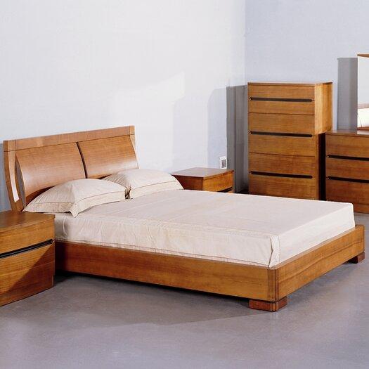 Hokku Designs Maya Panel Customizable Bedroom Set
