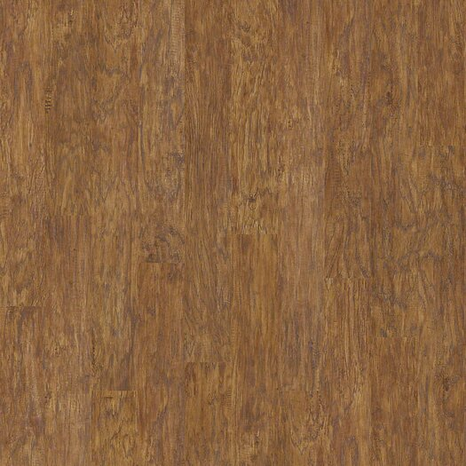 "Shaw Floors Heron Bay 5"" x 48"" x 8.73mm Hickory Laminate in Badin Lake Hickory"