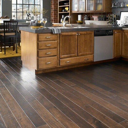 """Shaw Floors Epic 5"""" Engineered Walnut Hardwood Flooring in ..."""