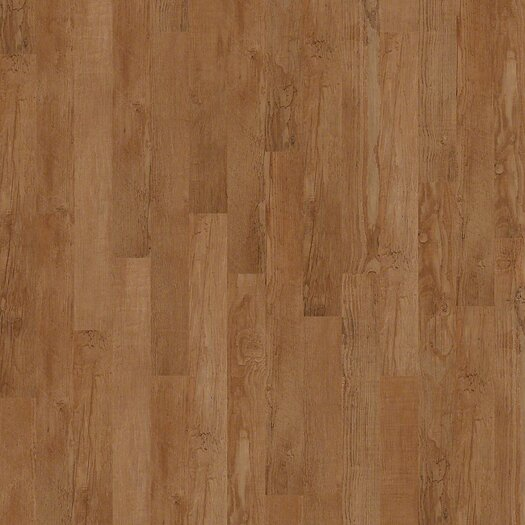 "Shaw Floors Merrimac 4"" x 36"" x 3mm Luxury Vinyl Plank in Wheat Hickory"