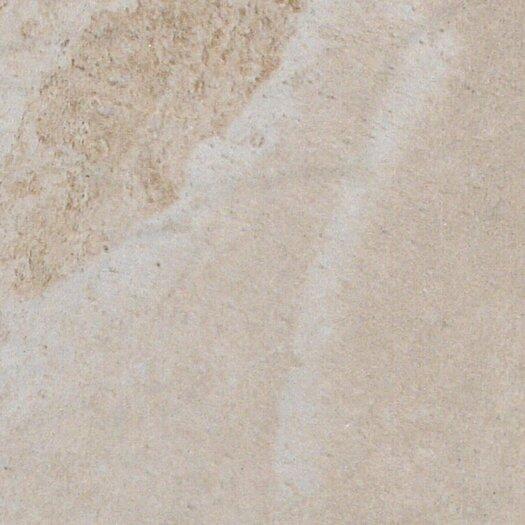 "Shaw Floors Metropolitan Slate 12"" x 6"" Cove Base Tile Trim in Silver Lake"