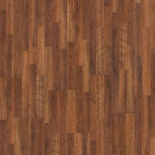 Shaw Floors Natural Values II 6.5mm Cherry Laminate in Kings Canyon Cherry