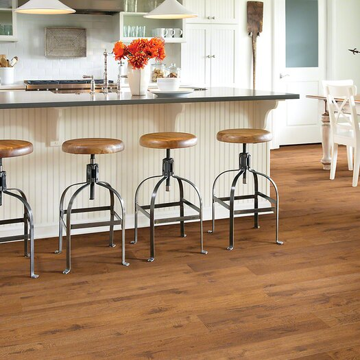 "Shaw Floors Riverdale 5"" x 48"" x 12mm Hickory Laminate in St. Johns"