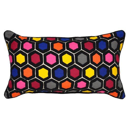 Kosas Home Buzzy Linen Throw Pillow