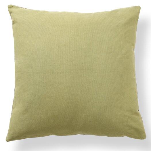 Kosas Home Solid Textures Elemento Cotton Throw Pillow