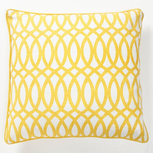Kosas Home Fields Ellipse Cotton Throw Pillow