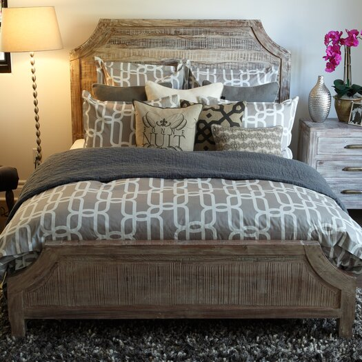 Kosas Home Amelie Panel Bed
