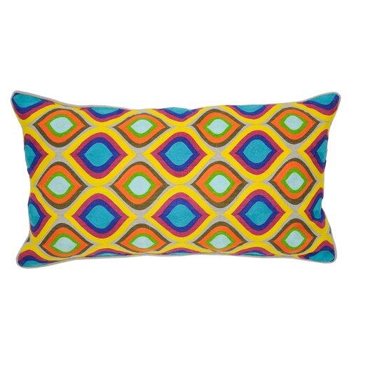 Kosas Home Carnaby Street Julian Linen Lumbar Pillow