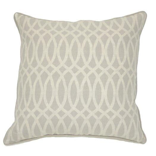Kosas Home Versailles Ellipse Linen Throw Pillow