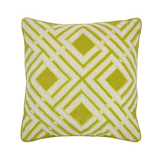 Kosas Home Urban Origami Urbanista Linen Throw Pillow