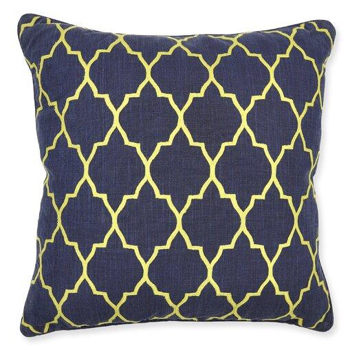 Kosas Home Urban Origami Hachi Cotton Throw Pillow