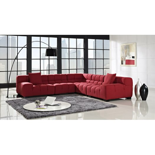 Caroline Reversible Sectional
