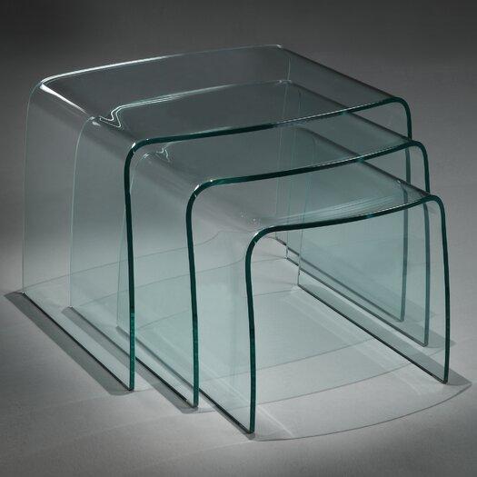 Creative Furniture Scalli 3 Piece Nesting Tables