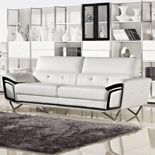 Kaya Leather Sofa