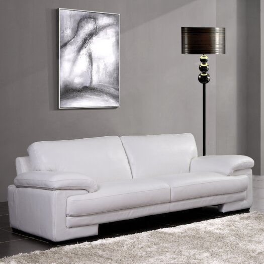 Marlene Leather Sofa