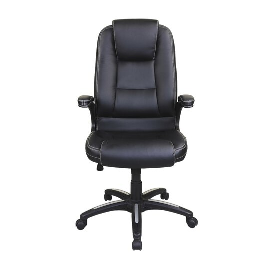 Daryl High-Back Executive Chair with Arms