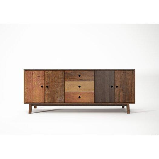 Brooklyn 3 Drawer Dresser