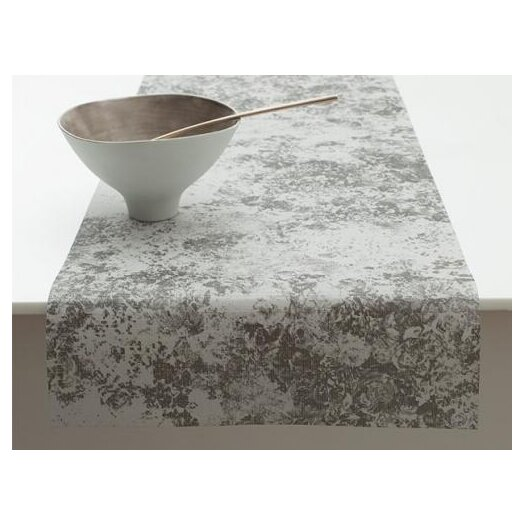 Faded Floral Table Runner