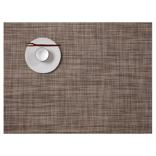 Chilewich Mini Basketweave Rectangle Placemat