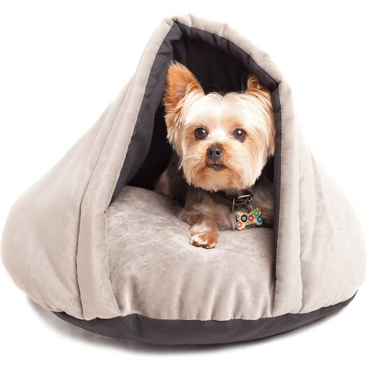 Posh365 Eskimo Cozy Pet Bed