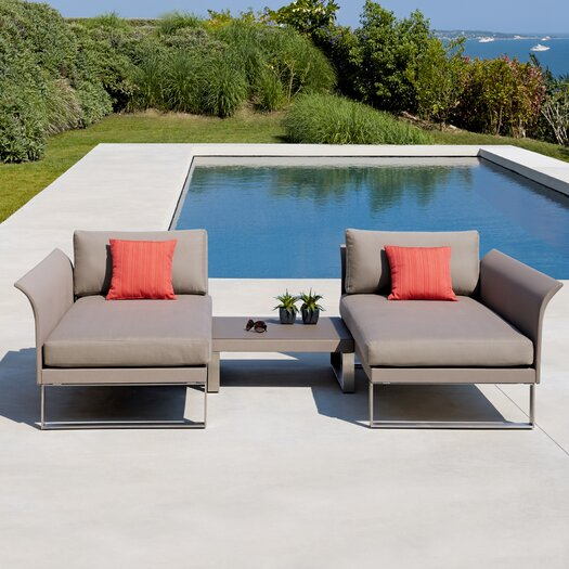 Sifas USA Komfy Chaise Lounge
