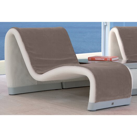 Sifas USA Sakura Outdoor Chaise Lounge Cushion