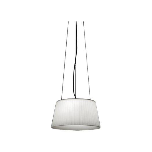 Vibia Plis 2 Light Outdoor Hanging Lantern/Pendant
