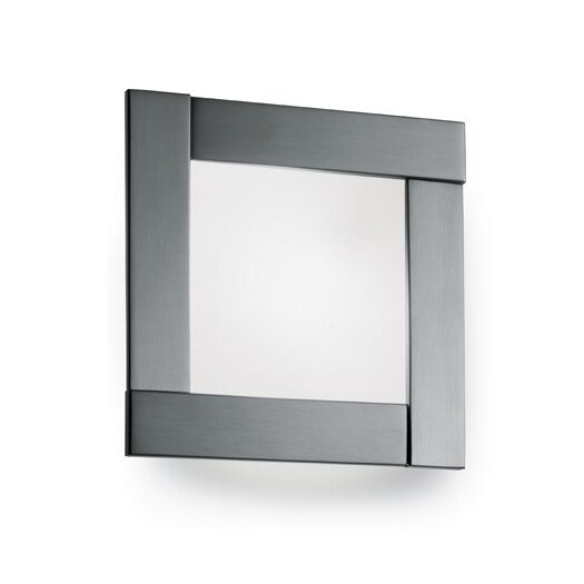 Vibia Tecto 1 Light Outdoor Wall Fixture / Flush Mount