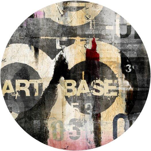 Art Base 2 Graphic Circular Art