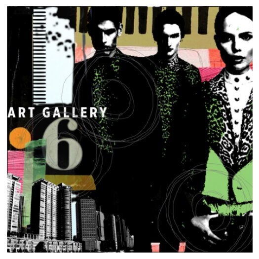 Urban Culture Giclee Graphic Art on Canvas