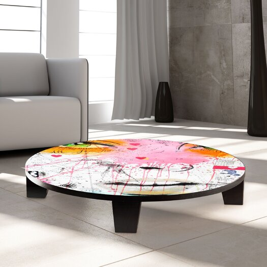 Quite Frankly Coffee Table