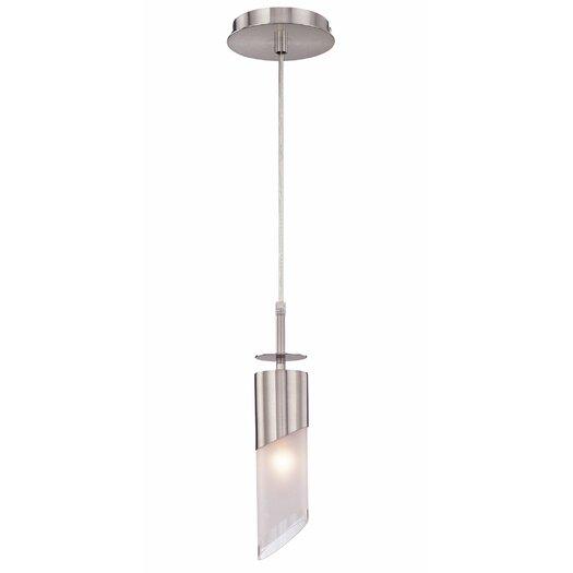 Lite Source Calipso 1 Light Pendant