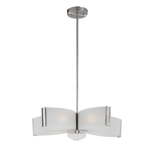 Lite Source 5 Light Kitchen Island Pendant